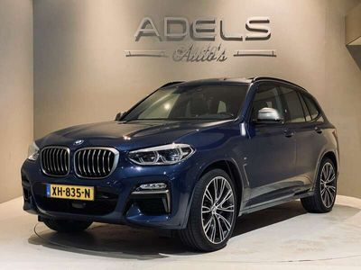 tweedehands BMW X3 M40d xDrive High Executive Pano Topview Hud Harman