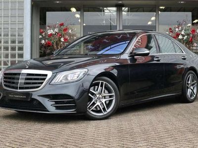 tweedehands Mercedes S560 4Matic AMG-Line, Rij-assistentie Plus pakket, Nach