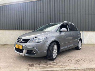 tweedehands VW Golf Plus Cross ( Navigatie Apk Airco Stoelverwarming )