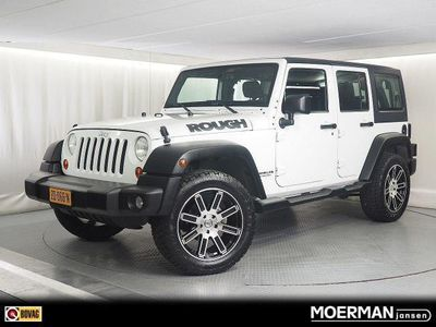 tweedehands Jeep Wrangler Unlimited 3.6 Mountain Rough / 65.000 km / Incl. s