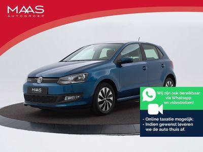 "tweedehands VW Polo 1.0 Tsi 95pk BlueMotion Edition | App Connect | Airco | 15"" Velgen |"