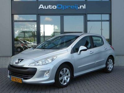 tweedehands Peugeot 308 1.6 VTi Style LPG G3 5drs. AUTOMAAT Airco, Cruise