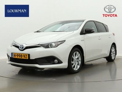 tweedehands Toyota Auris 1.8 Hybrid Dynamic | Getint glas | Climate | Velgen