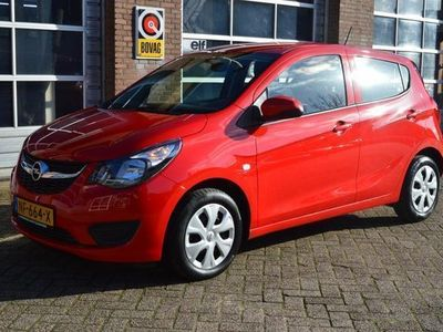 tweedehands Opel Karl 1.0 ecoFLEX Edition, Cruise controle, Airco