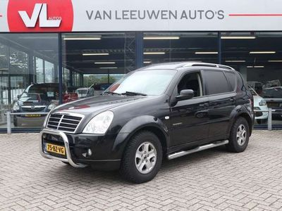tweedehands Ssangyong Rexton RX 270 Xdi High Roof | Automaat | Cruise | Clima |