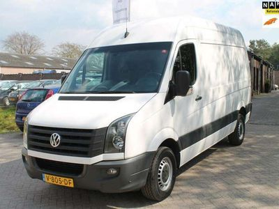 tweedehands VW Crafter 35 2.0 TDI L2H1, Airco, Cruise, Pdc, Nap