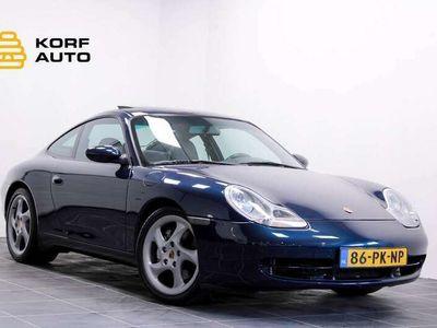 tweedehands Porsche 911 Carrera 4 996 3.4 Coupé| Schuifdak | Navi | Xenon | S