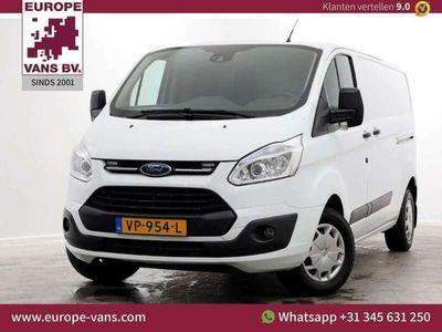 tweedehands Ford Custom Transit2.2 TDCI 125pk L2H1 Trend 2x Schuifdeur/Navi/Camer