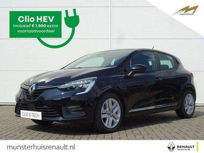 tweedehands Renault Clio Hybrid 140 Business Zen - Nieuw - Extra voordeel !
