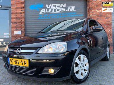 tweedehands Opel Corsa 1.2-16V Sport Nieuwe APK! Lichtmetaal NAP