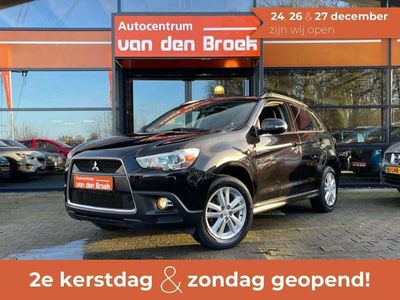 tweedehands Mitsubishi ASX 1.6 Instyle ClearTec Panoramadak Cruise Ctr Airco