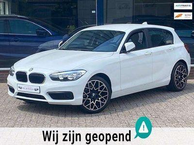 tweedehands BMW 118 118 i Corporate Lease 136PK Automaat 5 deurs! 18'M