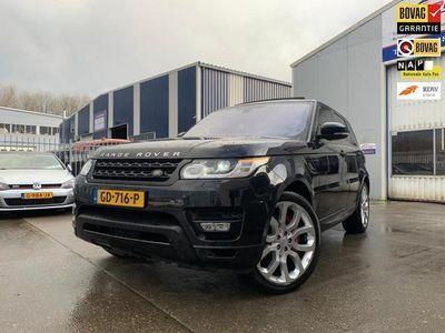tweedehands Land Rover Range Rover Sport 3.0 SDV6 Autobiography Dynamic NAP PANORAMADAK