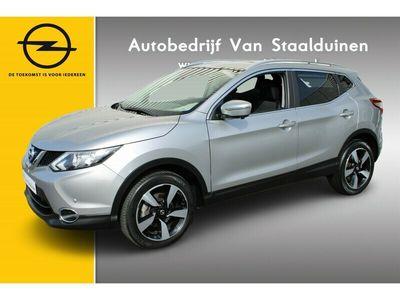 tweedehands Nissan Qashqai 1.2 N-Connecta Navigatie| Panoramadak| Climate Controle| 18 inch velgen| Parkeer sensoren