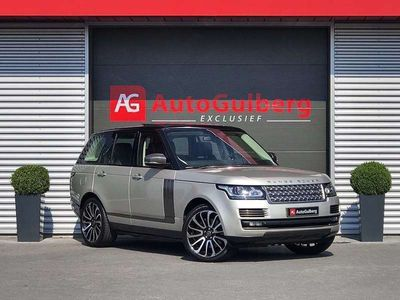 tweedehands Land Rover Range Rover 4.4 SDV8 Autobiography 340PK Pano Luchtvering Meri