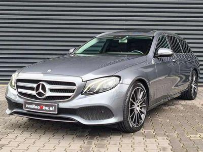 tweedehands Mercedes E220 Estate d Ambition Schuifdak - Widescreen - 19 inch