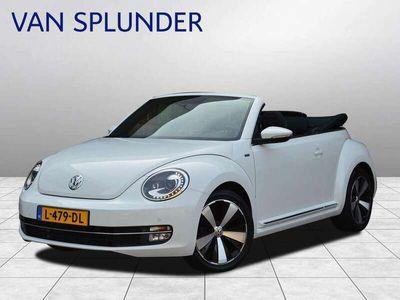 tweedehands VW Beetle Allstar Cabrio Navigatie