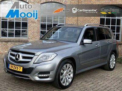 tweedehands Mercedes GLK200 CDI Ambition NL'se auto met NAP *Automaat* Navigat