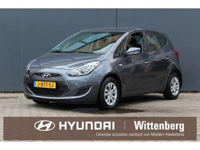tweedehands Hyundai ix20 1.6i Aut.   1 Jaar garantie!   Stuurverwarming   Stoelverwarming   Parkeersensoren  