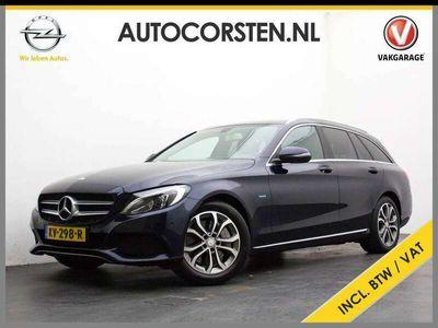 tweedehands Mercedes C350 Estate 350e (Inc. Btw) 1/2Leder Navi Ecc Pdc-V+Ach