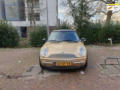 tweedehands Mini Cooper 1.6 Pepper|AUTOMAAT|PANO|