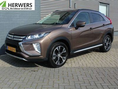 tweedehands Mitsubishi Eclipse Cross 1.5 DI-T First Edition *Apple & Android Car play, Cruise Control, Climate Control, 1600KG Trekgewicht*