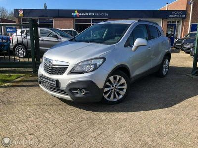 tweedehands Opel Mokka 1.4 T Autom,Cosmo,clima,pdc v+a,6-12 mnd garantie