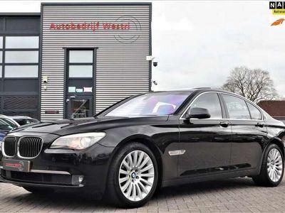 tweedehands BMW 740 740 d xDrive High Executive | Schuif/kanteldak | Lu