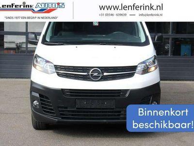 tweedehands Opel Vivaro 2.0 CDTi 122 pk L3H1 XL Airco, Cruise Control Laad