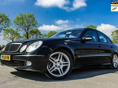 tweedehands Mercedes E240 Avantgarde *LPG*Xenon*Youngtimer*Cruise*Climate co