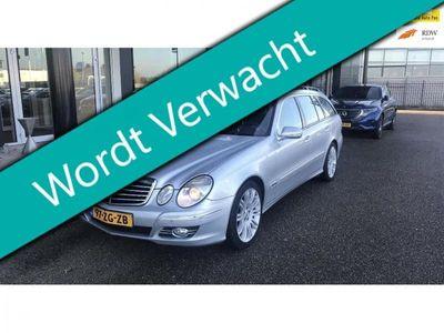 tweedehands Mercedes 280 E-klasse EstateCDI Special Edition 190pk 1e eig Automaat Leder S