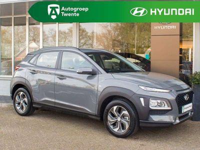 tweedehands Hyundai Kona 1.6 GDI HEV Comfort | Navigatie (Carplay) | Climat