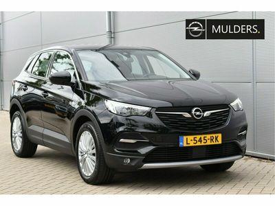 tweedehands Opel Grandland X 1.2 Turbo Innovation / RIJKLAARPRIJS navi / camera / pdc / agr / ecc airco