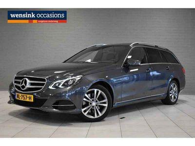 tweedehands Mercedes 350 E-Klasse EstateBlueTEC Prestige Avantgarde | Achteruitrij Camera | Navigatie | Trekhaak |