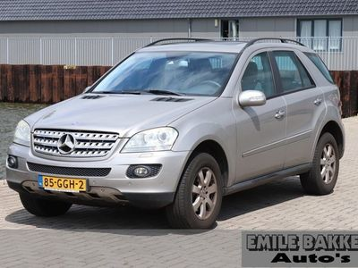tweedehands Mercedes 320 M-KLASSECDI AIRMATIC/NAVI/DAK