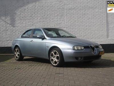tweedehands Alfa Romeo 156 2.0 JTS Progression Clima Velgen