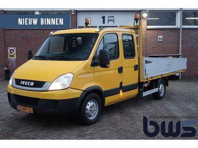 tweedehands Iveco Daily 35 S 17 Kipper / 170-PK automaat / Dubbel cabine /