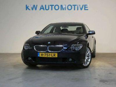 tweedehands BMW 645 645 Ci YOUNGTIMER/ BTW/ INDIVIDUAL/ LEDER/ AIRCO/ N