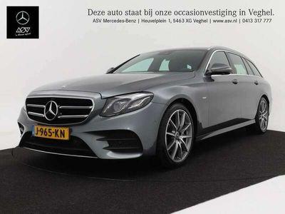 tweedehands Mercedes E200 Estate Business Solution Sport wegklapbare trekhaa