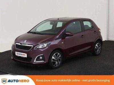 tweedehands Peugeot 108 1.0 VTi Allure 70PK DR55792 | Dealer Onderhouden |