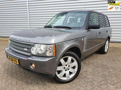 tweedehands Land Rover Range Rover 3.6 TDV8 Vogue Navi/Clima/Cruise/NL Auto