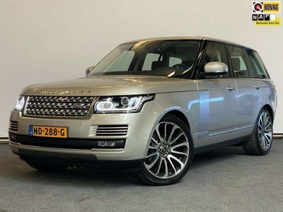 tweedehands Land Rover Range Rover 3.0 TDV6 Autobiography LWB ,PANO-DAK,SOFTCLOSE, INCL.BTW