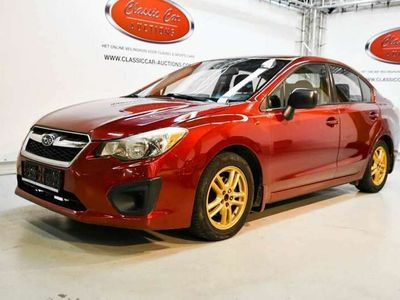 tweedehands Subaru Impreza AWD 2.0 PZEV - ONLINE AUCTION