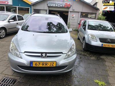 tweedehands Peugeot 307 Break 1.6-16V XS Premium Stuurhuis heeft speling ! kort APK