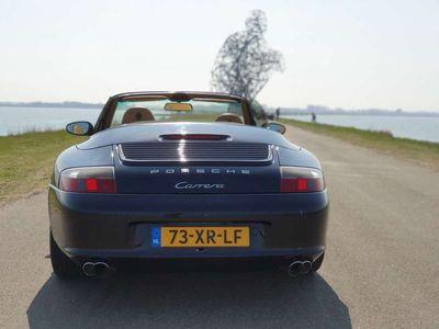tweedehands Porsche 911 3.6 L, cabrio inclusief hardtop, Auto, 320PK