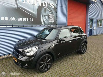 tweedehands Mini Cooper S Countryman 1.6 ALL4 Chili Sport. Compleet !!