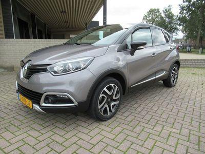 tweedehands Renault Captur 0.9 TCe Dynamique [ leer,fm navi,camera,17``lmv,cruise ]