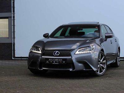 tweedehands Lexus GS450H Hybride F-Sport Line, Mark Levinson, Sunroof, LED