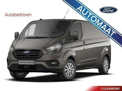 tweedehands Ford 300 TRANSIT CUSTOM2.0 TDCI L2H1 Limited met ¤6.000,- Crum korting & 0% financial lease 48 maanden