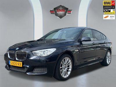 tweedehands BMW 520 5-SERIE Gran Turismo d Luxury Edition   Elektrische verstelbare stoelen   Leder   Dealer onderhouden  